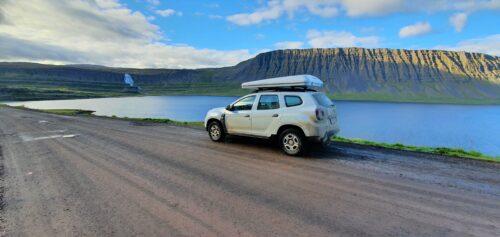 Dynjandi Vestfjarðavegur road 60
