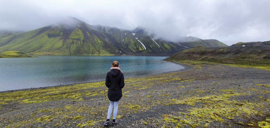 Langisjór lake
