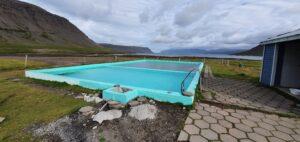 Reykjafjarðarlaug hot pool