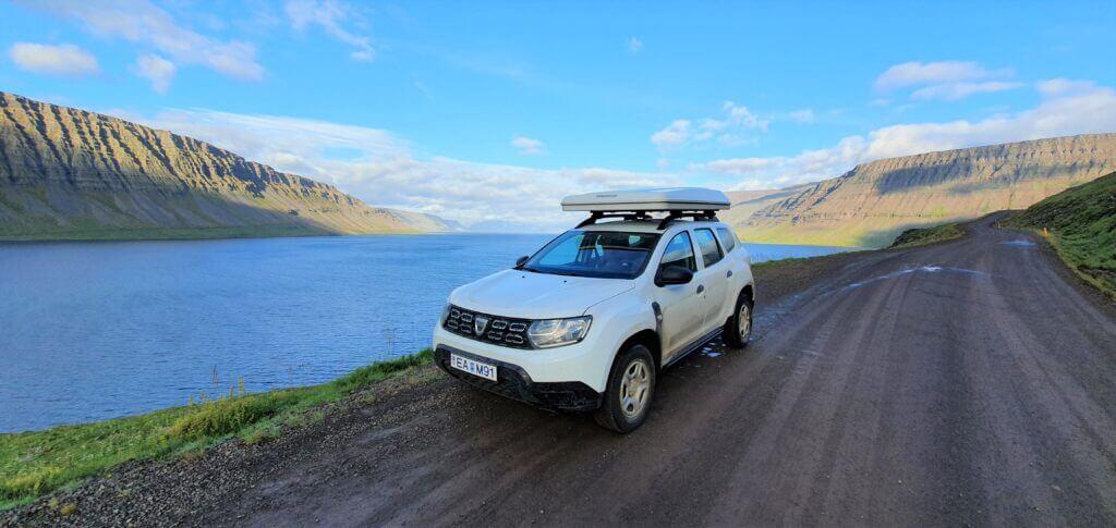 Vestfjarðavegur near Dynjandi