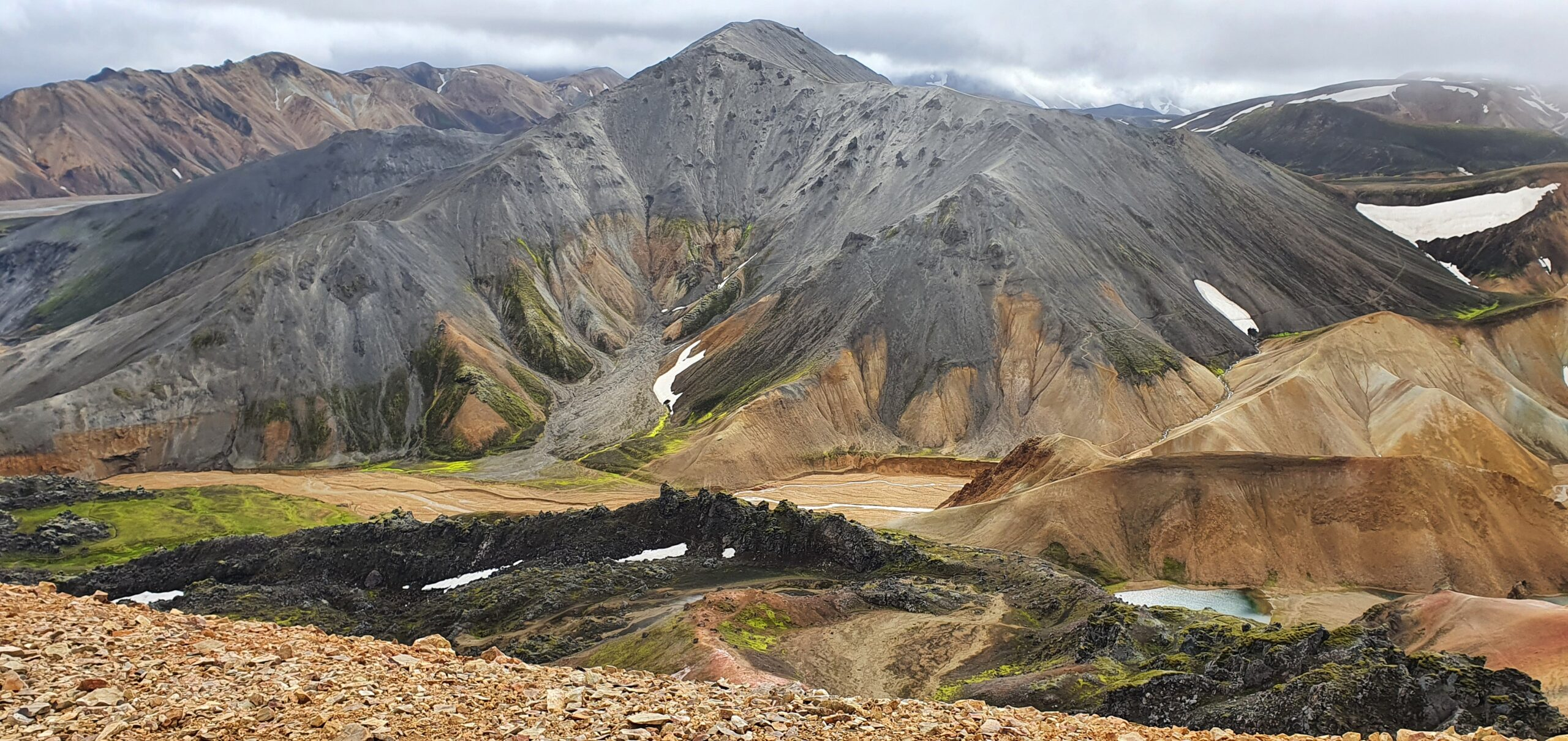 Landmannalaugar 1-day hike guide