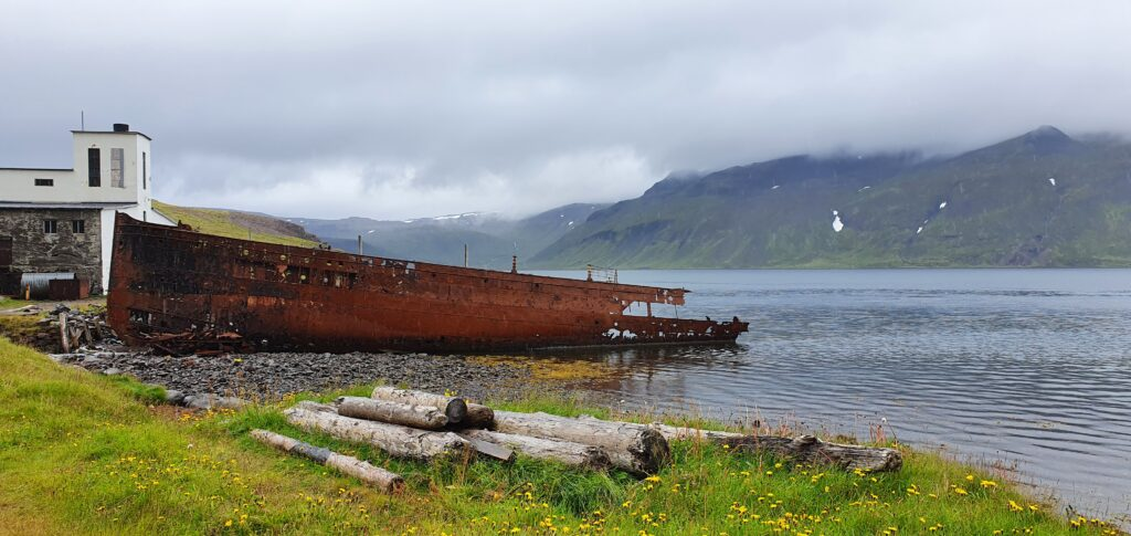 djupavik shipwreck