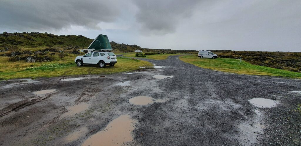 hellissandur campsite