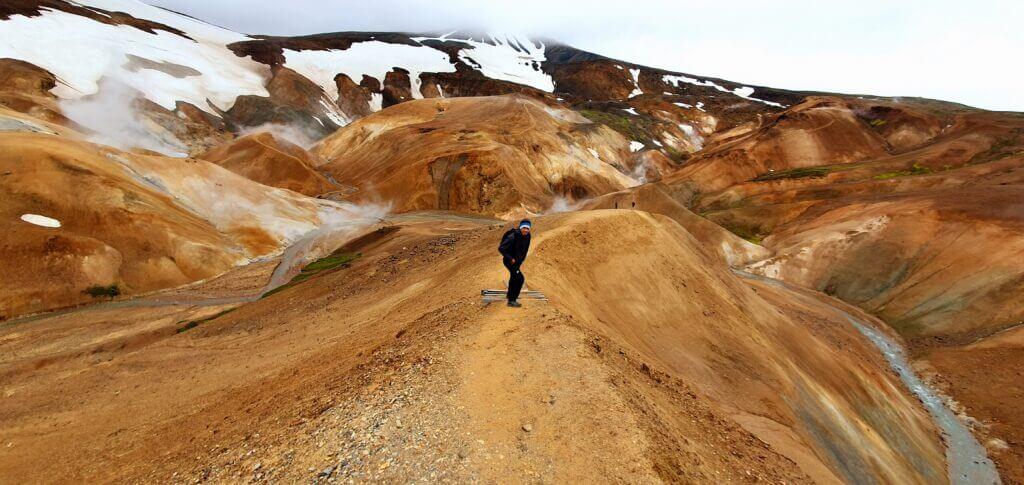 kerlingarfjoll hveradalir trail