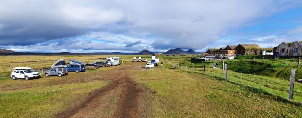 modrudalur camp