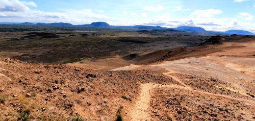 namafjall trail
