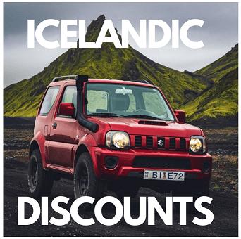 promo codes iceland