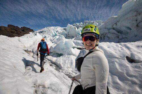troll Skaftafell glacier hike