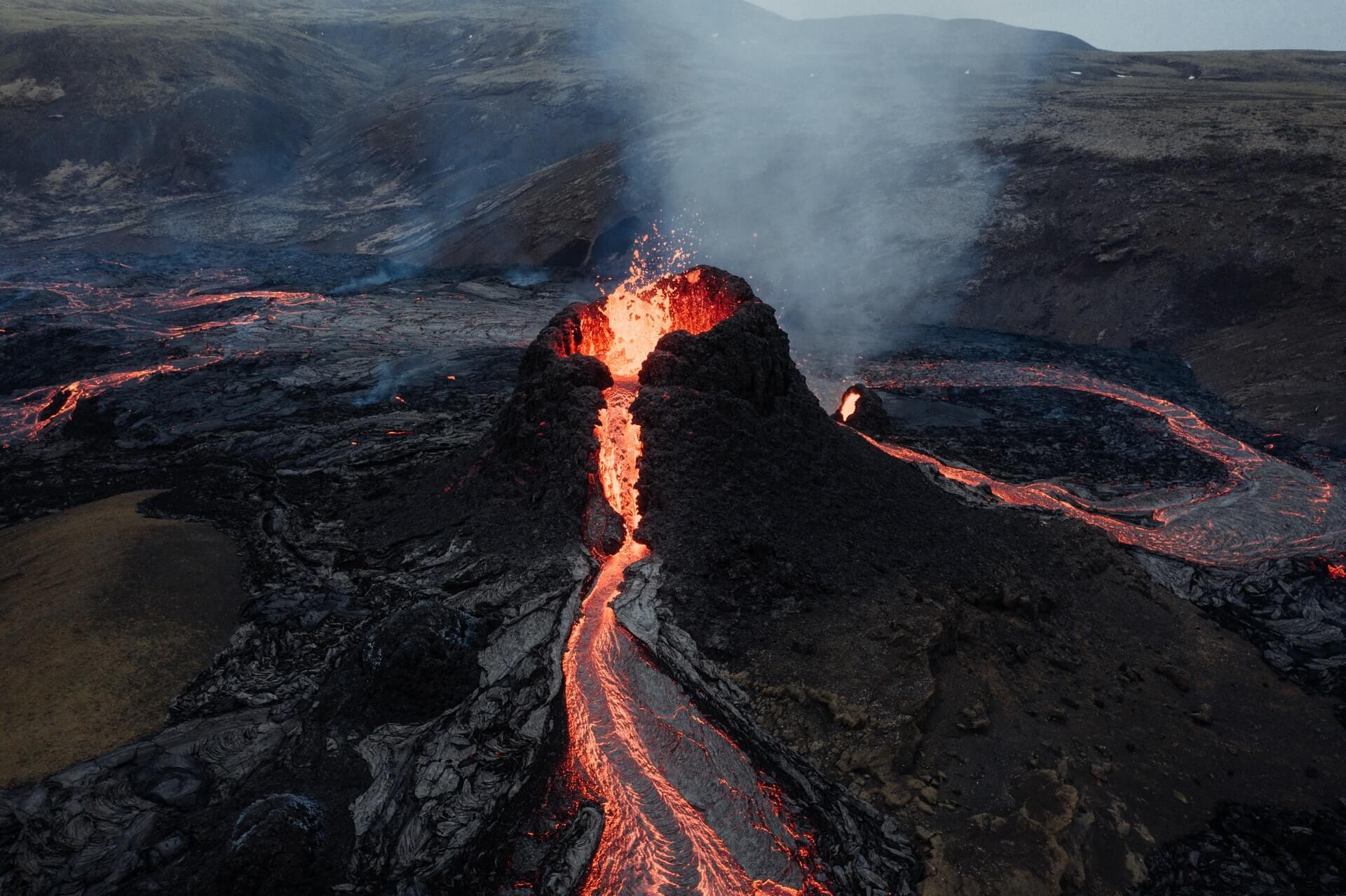 Fagradalsfjall volcano tours