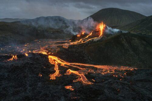 Fagradalsfjall volcano